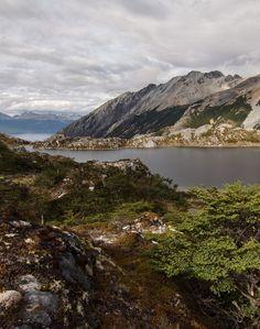 Lake Mariposa (Laguna Mariposa) | Tierra del Fuego | Argentina