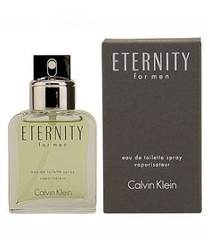 Another great find on #zulily! Eternity 3.4-Oz. Eau de Toilette - Men #zulilyfinds