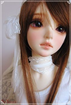 Beyours  Pinellia  1/3 BJD doll by BeYoursDoll on Etsy, $350.00