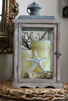 Hickory Trail: Decorating with Lanterns