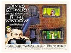 """""""I not much on rear window ethics."""""""
