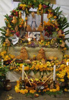 Dia de Los Muertos in Iaxaca