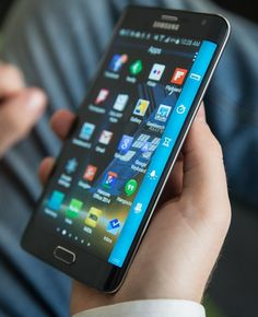 The Samsung Galaxy Note Edge. #galaxynote4 #galaxyphone #note Click the link to get your galaxy note 4 now http://safediettoloseweight.com/galaxy