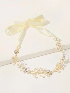 To find out about the Faux Pearl Decor Bow Knot Headband at SHEIN, part of our latest Hair Accessories ready to shop online today! Pearl Headband, Knot Headband, Headbands, Romwe, Women Accessories, Fashion Accessories, Decor Pad, Headband Hairstyles, Decoration