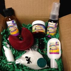 """Fortune Cookie Soap ~ Fall Box """"Witch Please!"""" 2014"""