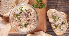 Incrível! Receita de Patê de Frango - # #entrada #frango #paté #receitassimples #sanduiche