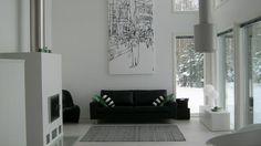 Mustaa ja valkoista | Avotakka