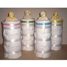 Diaper Bottles