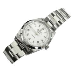 Rolex Air King 14000 Stainless Watch