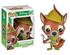 DISNEY - Bobble Head POP N° 097 - Robin Hood