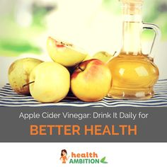 12 Things That Will Happen If You Drink Apple Cider Vinegar Daily