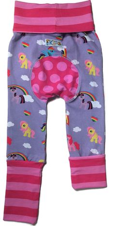 My Little Pony  Maxaloones Bum Pants / by KiddieDudsByTrixie