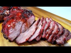 CHAR SIU PORK/CHINESE BBQ PORK| recipe - YouTube