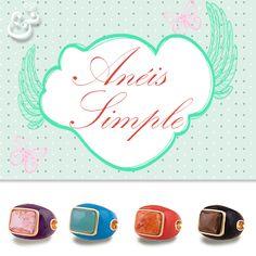 Anéis Simple E ENCONTRE, CLIK NESTE LINK http://sophiejuliete.com.br/estilista/YR44 Você que estiver interessado em adquirir ou Montar seu próprio negócio de moda tornando-se uma estilista Sophie & Juliete. Oferecemos a Mulheres Empreendedoras um estilo de vida flexível e lucrativo! Cadastre-se hoje mesmo! Contato: (096) 9178-9852 / (093) 8125-5648 Yone Ramos E VOCÊ QUE FOR SE CADASTRAR, INDIQUE O MEU Email: mailto:yonnerane@... COMO SUA ESTILISTA PATROCINADORA NO SITE Eunice Neres…