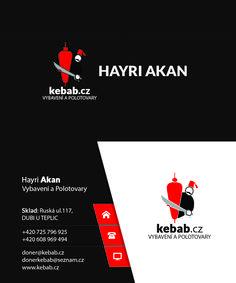 Kebab.cz Business Card