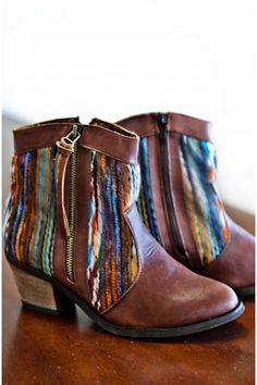Sierra Booties - Boots / Shoes