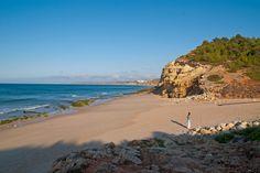 Praia da Cabanas,Salema,Portugal