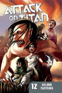 THE CHASE IS ON! Erwin and the Survey Corps desperately mount a rescue operation to take Eren back from the Colossus Titan and Armored Titan. But without the numbers to form up properly outside the wa