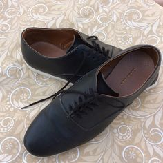 Spotted while shopping on Poshmark: Zara Man Lightweight Dress Shoes! #poshmark #fashion #shopping #style #Zara Man #Shoes