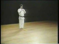 The most popular image associated with kata is that of a karate practitioner performing a series of punches and kicks in the air. The kata are executed as a . Okinawa, Isshin Ryu, Shotokan Karate Kata, Martial Arts Techniques, Martial Arts Workout, Aikido, Judo, Youtube, Kanazawa