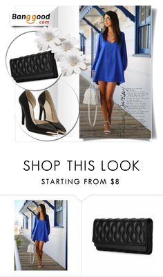 """""""Banggood  6"""" by april-lover ❤ liked on Polyvore"""