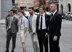 The Men of Thom Browne, from like 2 seasons ago...   Street Peeper ...