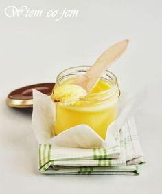 Wiem co jem - Masło klarowane