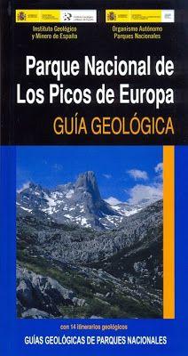 PARQUE NACIONAL DE LOS PICOS DE EUROPA: GUÍA GEOLÓGICA. Los Picos de Europa, uno de los grandes macizos calcáreos del mundo, forman un paisaje espectacular que desde antiguo ha atraído a viajeros, científicos y exploradores. Esta guía explica cómo son las rocas que los constituyen, qué fuerzas han levantado estas montañas y qué procesos las han ido modelando a través del tiempo.