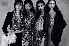 Vogue Italia April 2016