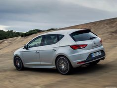2016 Seat Leon Cupra 290 4 Door >>>  Cupra stands for power, performance, dynamics - and the Leon Cupra fulfils all these promises perfectly. The Cupra 290 with optional DSG transmission catapults from zero to 100 km/h in just 5,7 seconds, and in 5,8 seconds with the manual gearbox. The regulated top speed of 250 km/h is a matter of course. The maximum torque of 350 Newton meters is now available across an even broader rev range from 1,700 to 5,800 rpm.