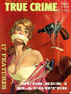 pulpcovers: Suds, Sex & Slaughter