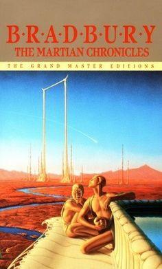 The Martian Chronicles fue la recomendación de Ana María Rodas, una de las escritoras feministas más importantes de la literatura guatemalteca, y con quien tomé un curso de escritura en 2004. Un libro maravilloso.