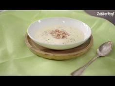 Kohlrabicremesuppe - mein ZauberTopf
