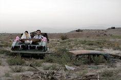 Гохар Дашти. Из серии «Современная жизнь и война». 2008 год. Собственность фотографа