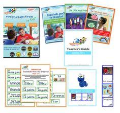 Award-Winning Spanish Program for Kids