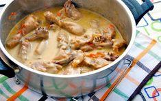 Ciulama de pui cu ciuperci – dispare din farfurie în doar câteva clipe! - Retete Usoare