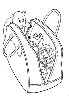 Toy Story Coloring Pages Picture 22 – Free 30 Toy Story Coloring ...