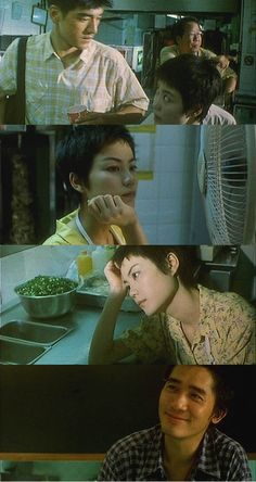 Chungking Express 1994 (dir. Wong Kar-Wai)