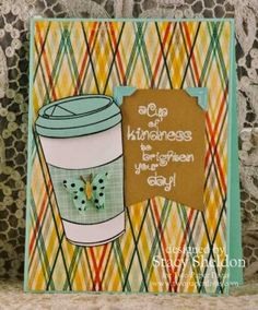 Coffee on the Go - Two Paper Divas