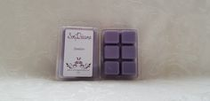 Jasmine Soy Tart Melts  Scented Wax Melts  All Natural Soy