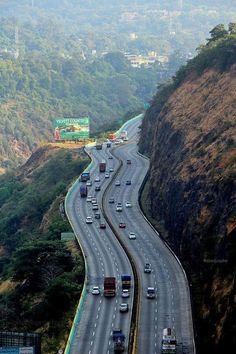 Mumbai .Pune Express way