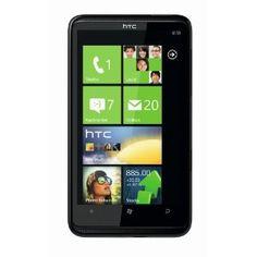 #HTC HD7 GSM / UMTS Windows Phone | T-Mobile    Like, Share, Pin! Thanks :)