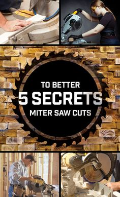Choose the miter saw that's best for you, then get clean, on-the-money results using these tips and techniques.