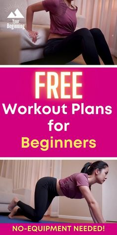 Looking for an easy to follow workout plan for beginners? Check out your beginning for my FREE 7-day beginner's guide to working out! Lose Stomach Fat Fast, Lose Back Fat, Lose Fat Fast, Free Workout Plans, Workout Plan For Beginners, 10 Pounds Of Fat, Best Diets To Lose Weight Fast, Daily Yoga, Belly Fat Workout