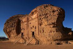 mada'in saleh | Mada'in Saleh - Al-Hijr, La Petra de Arabia Saudi