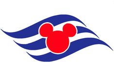 Disney Cruise Line logo - for your craft projects!  ;)