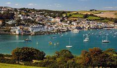 Salcombe harbour Devon
