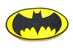 BATMAN Embroidered patches jacket Cloth back patch quilt sew on