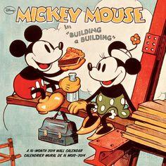Mickey Mouse - 2014 Calendar Calendars at AllPosters.com