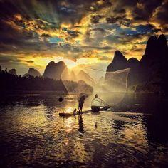 Fotografías Tomadas Con Un Iphone  (Atardecer): Yongmei Wang, Chongqing, China
